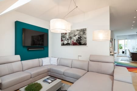 Central penthouse with scenic 360°-panoramic view - Wien