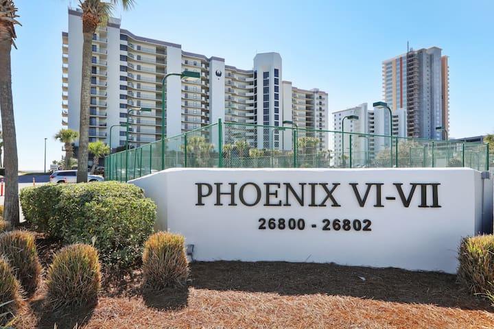 Phoenix VI, ground floor, sleeps 8, amazing view!