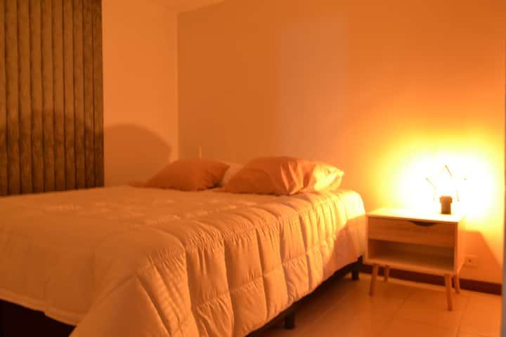 Beatiful & Comfy apartment Estadio Med
