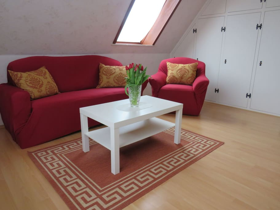 Das Wohnzimmer für gemütliche Fernsehabende