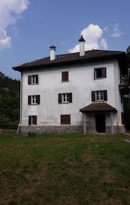 La casa degli amici - Villette - Casa de campo