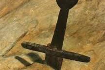 Eremo di Montesiepi con la spada nella roccia. da visitare nei dintorni