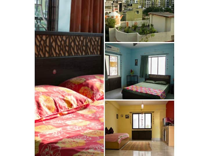 Nidhiban Stay | Spacious| 2bhk| Airport 4kms
