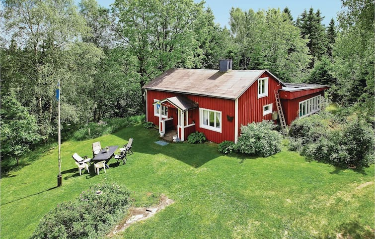 Holiday cottage with 3 bedrooms on 140m² in Simlångsdalen