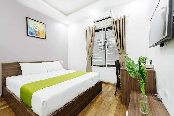 (1.2)HanaApt&Hotel/COZY STUDIO*couple *CITY CENTER