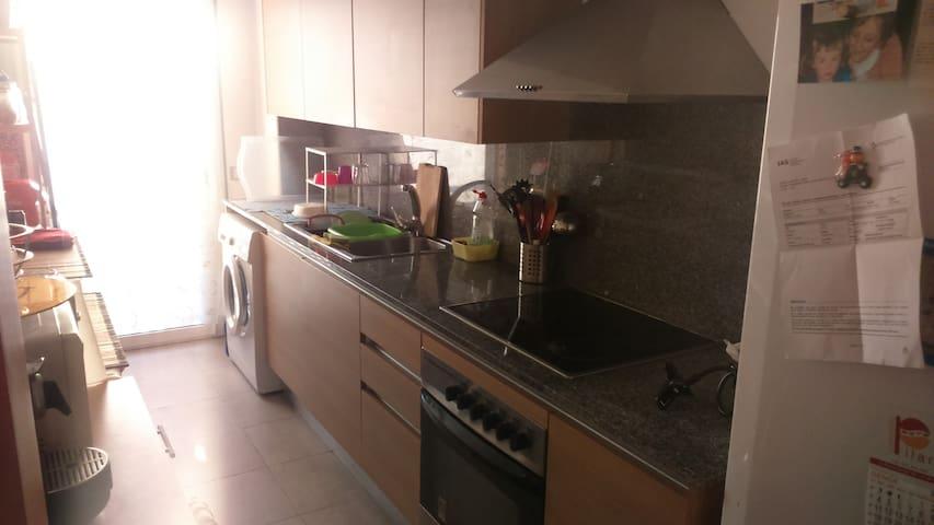 Apartament minimalista acollidor!!! - Salt - Pis