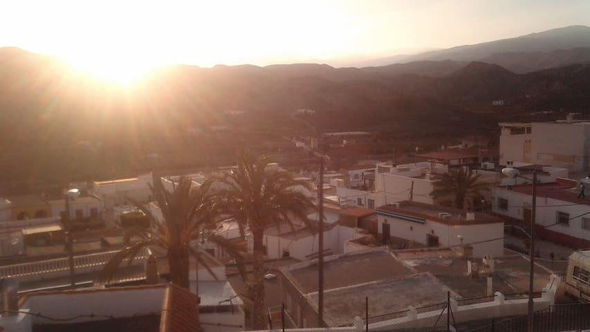 Pretty studio in La Alpujarras - Alsodux - Hus