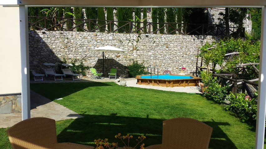 Villa Talea, Ischia view & Pool