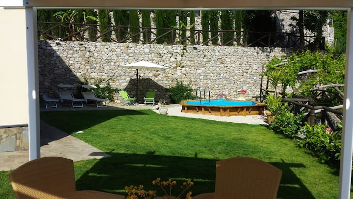 Villa Talea, Ischia view & Pool