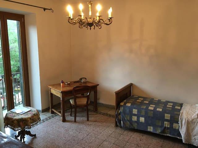 Camera centralissima Tagliacozzo