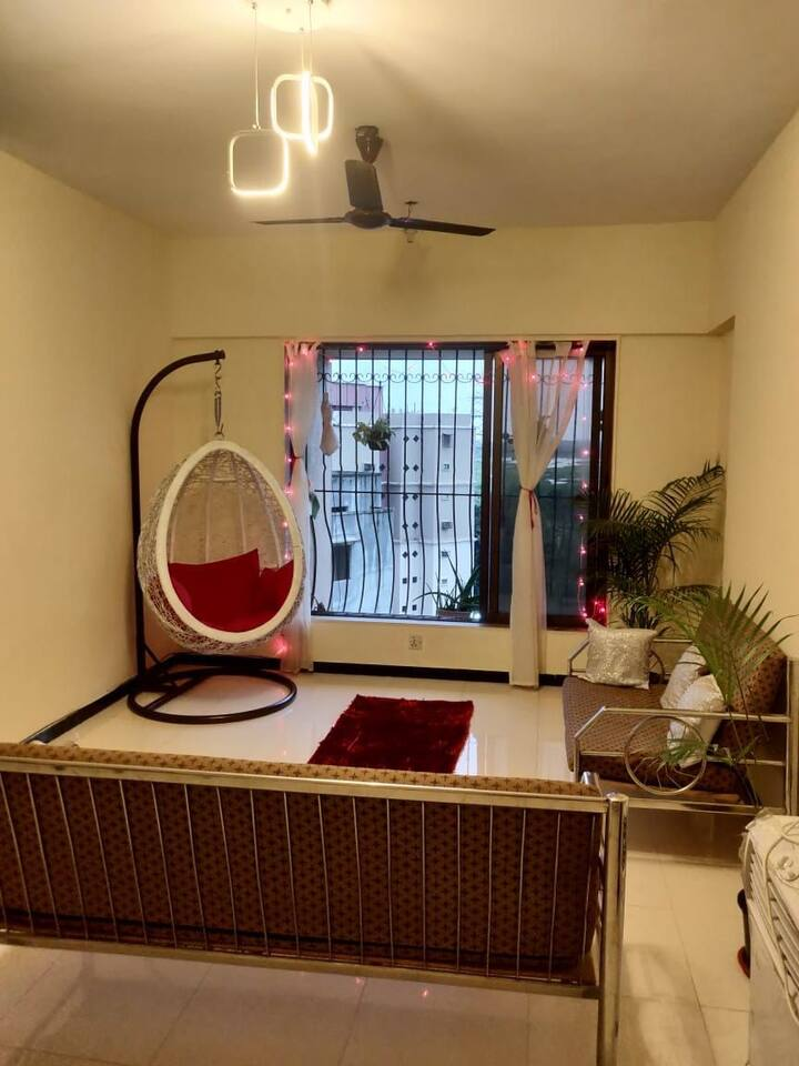 1 Bedroom in Andheri West for Ladies only