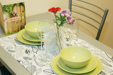 Comfortable apartment with kitchen near Vnukovo - Vnukovo - Apartament