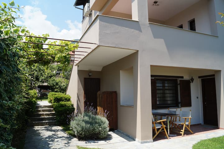 Luxury apartment faki(Ισόγειο διαμερισμα 65m2 )