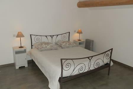 2 Chambres particulières dans maison de village. - Sérignan-du-Comtat