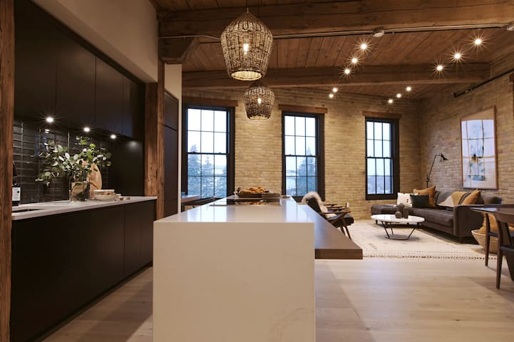 The Bradshaw Lofts, fully restored, ready to enjoy