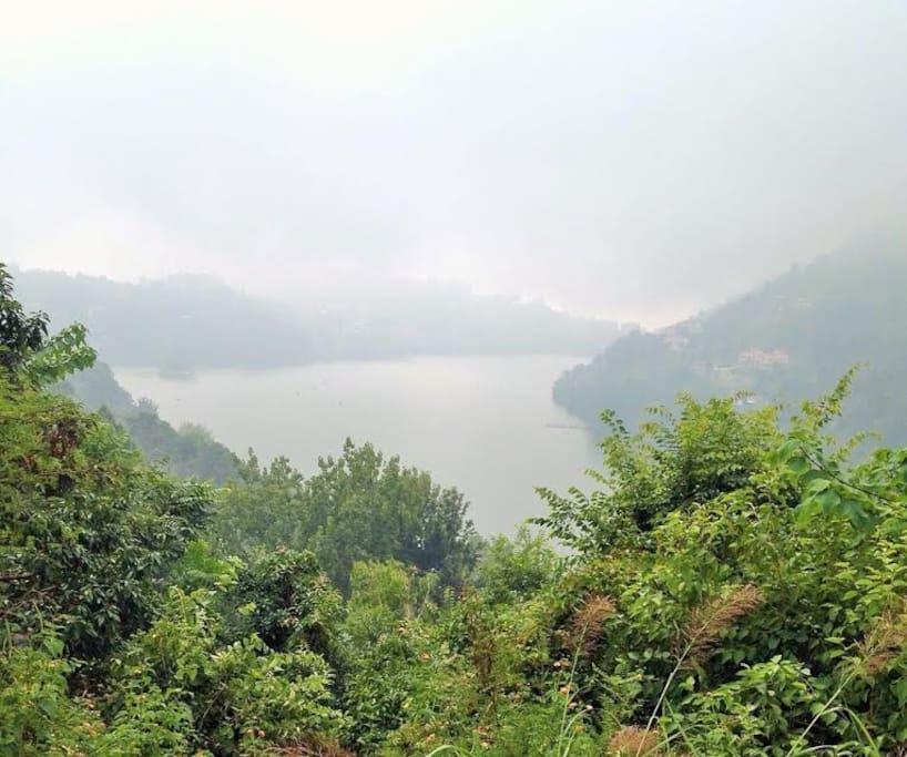 Rainy Season View