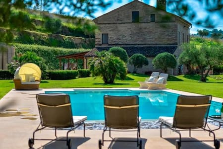 Exclusive Luxury Villa - Mogliano