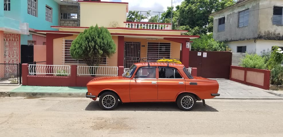 Casa de Danilo & Alva, a las puertas de Cayo Coco