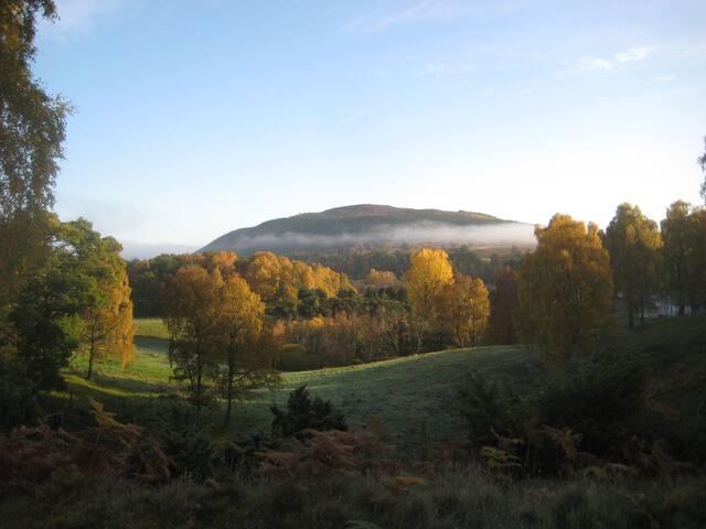 Cottage 1, Inshriach Farm, Cairngorm NP - Aviemore - House