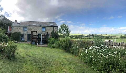 Záhradná chata+vírivka a nádherné výhľady