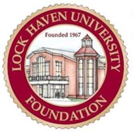 Lock Haven University's logo
