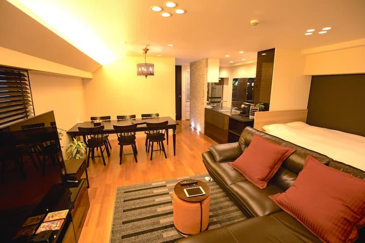 NIYS apartments 03type 08type 09type (32㎡×46㎡×90㎡)