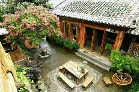 中国·丽江·起点-大床房qidian's Big bed room - Lijiang