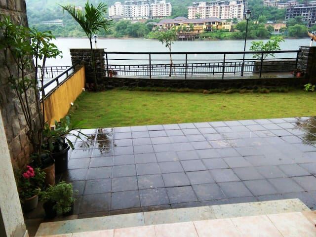 1BHK Scenic View Apartment - Maharashtra - Apartment