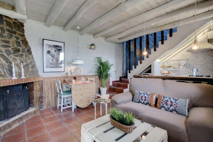 """""""La Parra"""" Turismo Rural - Benalauría - Huis"""