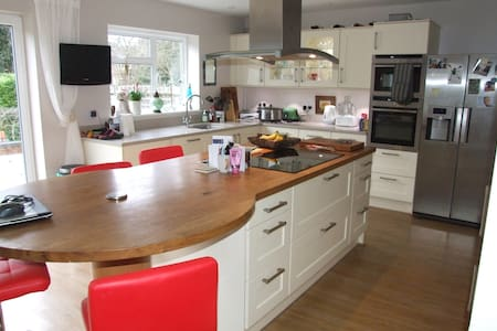 Kent Countryside/London/Gatwick - Biggin Hill - Bed & Breakfast