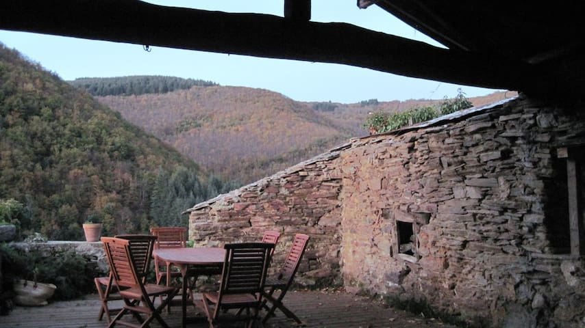 Chapelle Cottage - South of France - Labastide-Esparbairenque - Dom