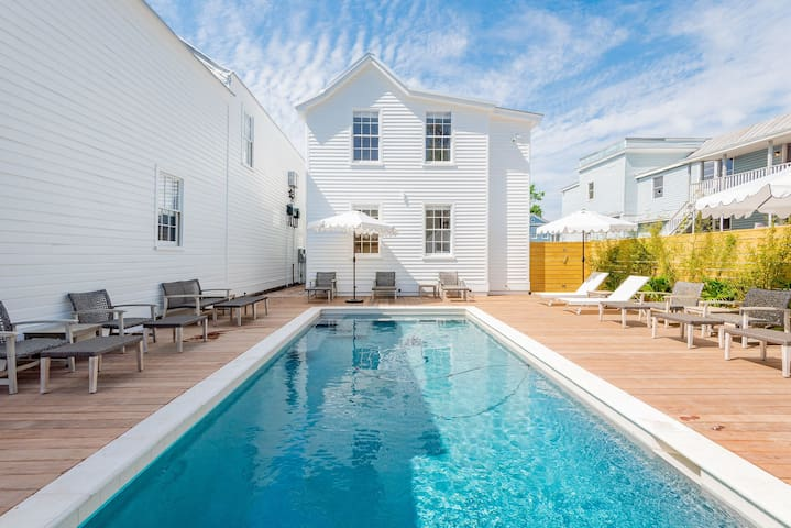 Boutique Hotel Home w/ Pool 'Tucker Town'