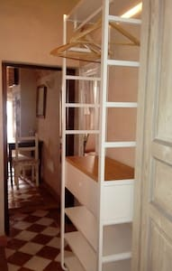 """""""As once""""  small flat - Piacenza"""