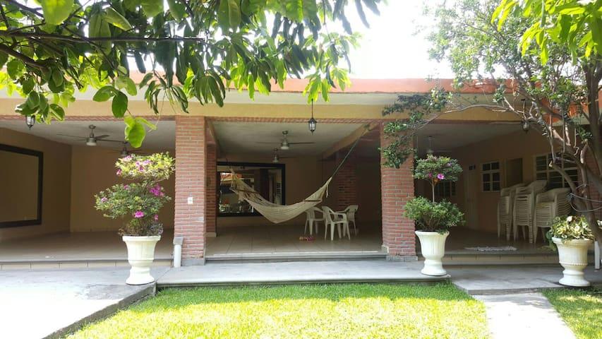 CASA LAS PALMERAS - Xochitepec - Casa