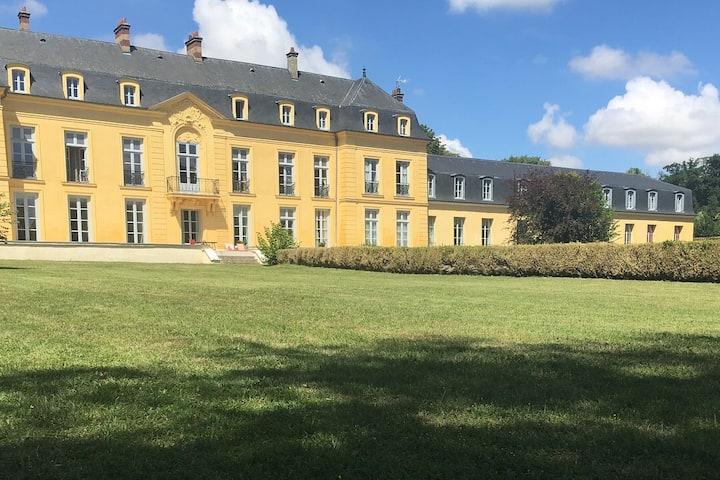 Havre de paix au chateau 35 minutes de La Défense