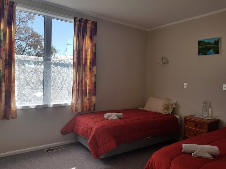 Barn View Twin Room