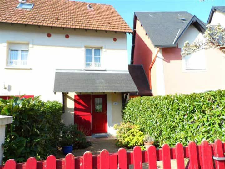 Cottage 3 pièces - Capacités 4 personnes