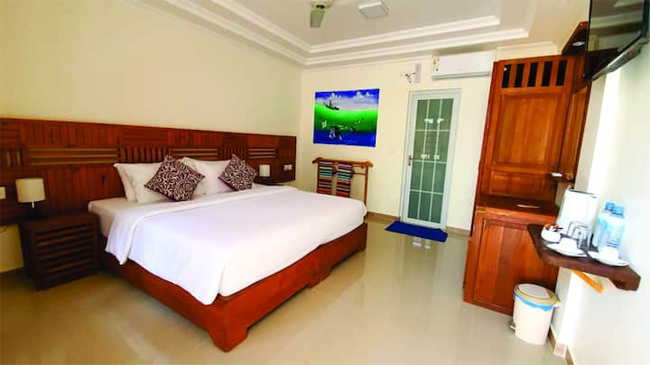 Your home at Maldives on a budget