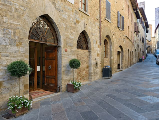 Casa Torre Margherita - room : Camilla Carlotta