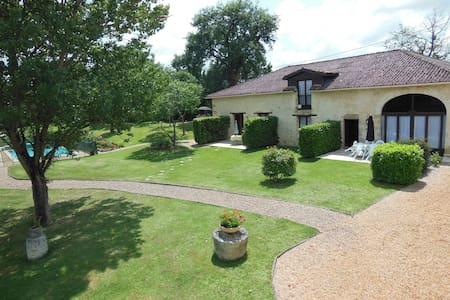 Self-catering Gîte Athos in the Gascony region - Justian - Natur-Lodge