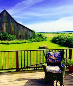Snow Goose Guesthouse in the Skagit Valley - Σπίτι