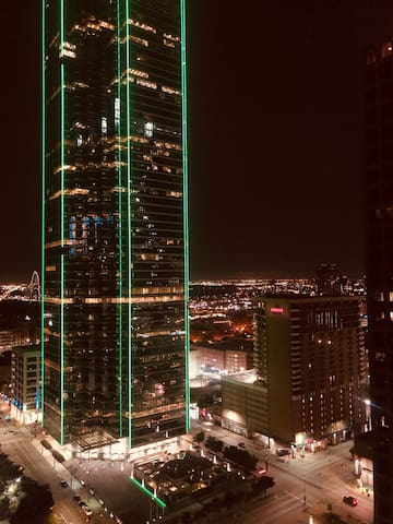 The Heart of Downtown Dallas