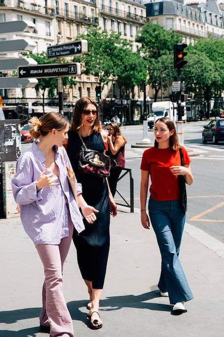 巴黎购物之旅:从古着服饰到高端精品