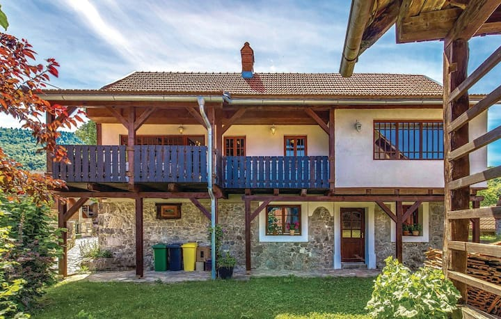 Gorski kotar, Holiday house in Hidden Beauty
