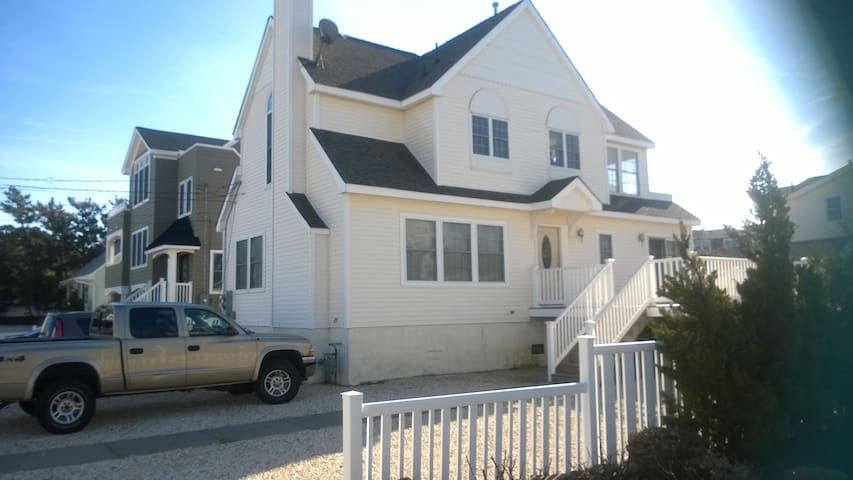 All Decked Out - LBI Beach House