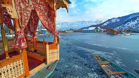 Husbåt med fjell- og sjøutsiktsrom#1 NBB