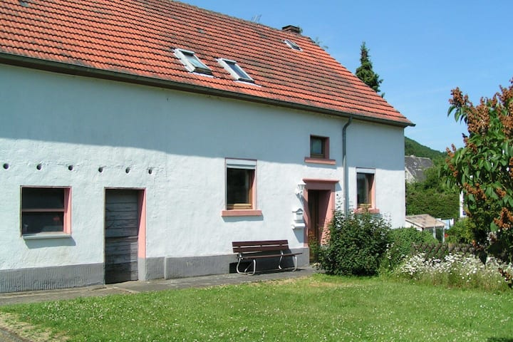 Romantic Holiday Home in Wallenborn near the Forest