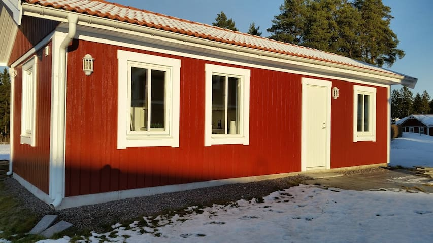 15min to Arlanda Airport small house - Märsta - Cottage