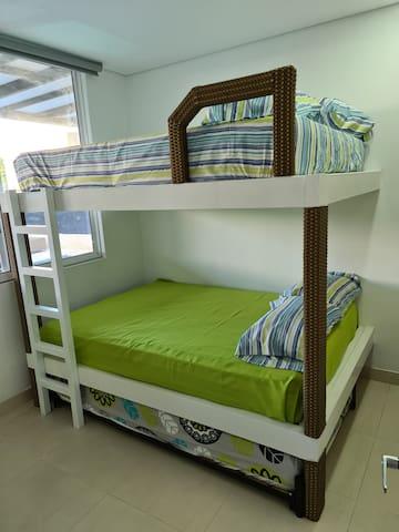 Habitación 4 piso 1