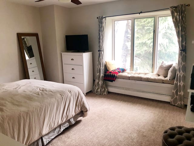 Private Room in Two Bedroom West Vail Condo